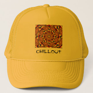 "Chill out cap ""CHILL"" Truckerkappe"