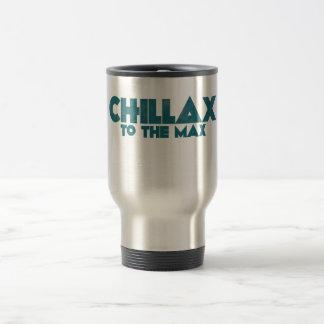 Chillax Edelstahl Thermotasse