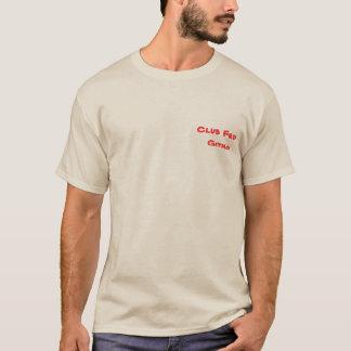Chillin am Verein gefüttert T-Shirt