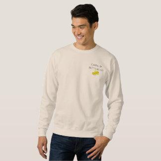Chin herauf Bittercup Strickjacke Sweatshirt