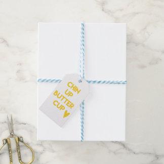 Chin herauf Butterblume | süßes motivierend Geschenkanhänger