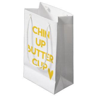 Chin herauf Butterblume | süßes motivierend Kleine Geschenktüte