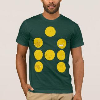 Chin oben, Sonnenschein T-Shirt