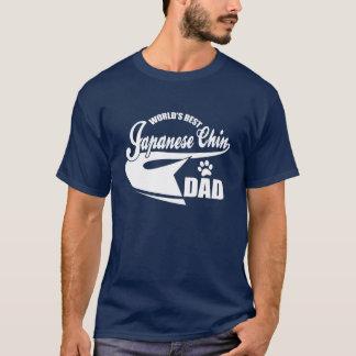 Chin-Vati der Welt bester der Japaner T-Shirt