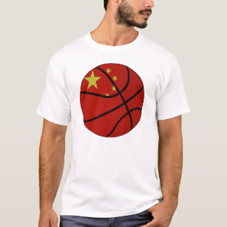 China-Basketball-T - Shirt