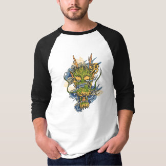 China Dragon - Longsleeve - bananaharvest T-Shirt