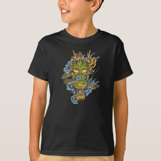 China Dragon - T-Shirt - bananaharvest