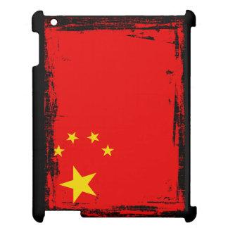 China-Flagge Hüllen Für iPad
