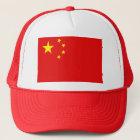 China-Flaggen-Hut Truckerkappe