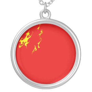 China-Gnarly Flagge Amuletten
