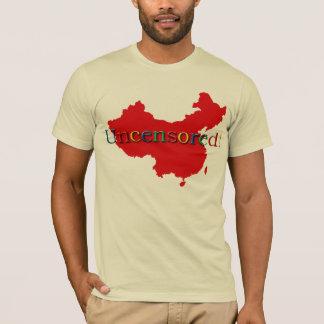 China-Internet-Suche unzensiert T-Shirt