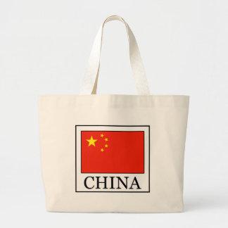 China Jumbo Stoffbeutel
