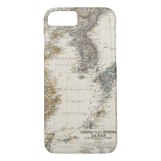 China, Korea, Japan iPhone 8/7 Hülle