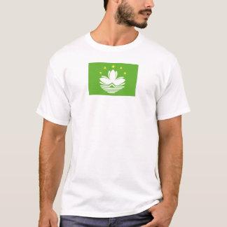 China-Macao-Flagge T-Shirt