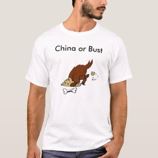 China oder Fehlschlag T-Shirt