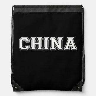 China Sportbeutel