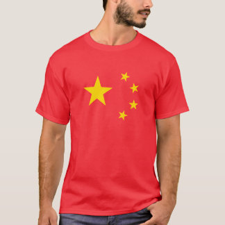 China-Sterne T-Shirt