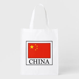 China Wiederverwendbare Einkaufstasche