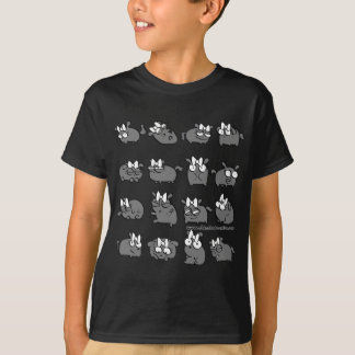 ChinChatcomics Vorlage Rolo T-Shirt