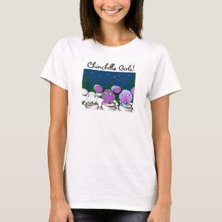 Chinchilla Girlz T-Shirt