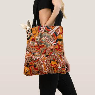 Chinese Ming Drachekunst Taschen-Tasche Tasche
