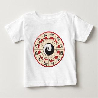 ChineseZodiac Baby T-shirt