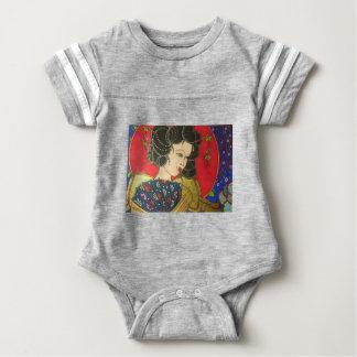 chinesisch baby strampler
