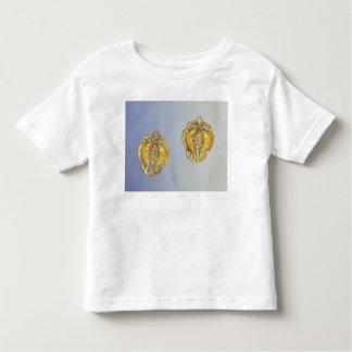 Chinesische Anhänger, Gold mit 17 Karat überzogen Shirts