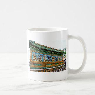 Chinesische Drachen Kaffeetasse