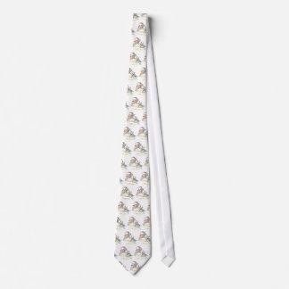 Chinesische Enten-Krawatte Personalisierte Krawatte