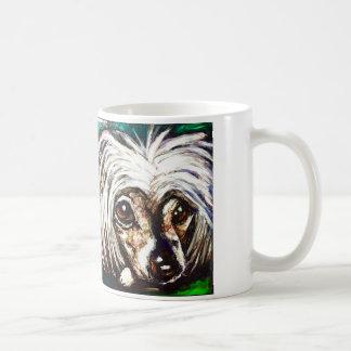 Chinesische HundeTasse mit Haube Kaffeetasse