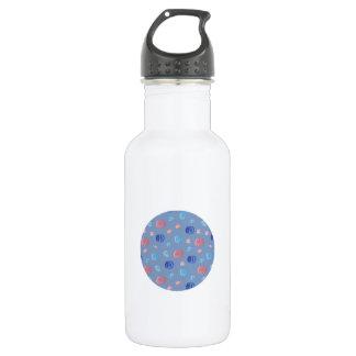 Chinesische Laternen 18 Unze-Wasser-Flasche Trinkflasche
