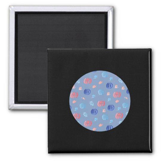 Chinesische Laternen-quadratischer Magnet