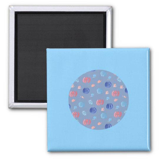 Chinesische Laternen-quadratischer Magnet Quadratischer Magnet