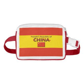 Chinesische Taillen-Tasche Gürteltasche