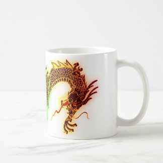 Chinesischer Drache Kaffeetasse