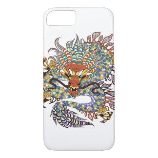 Chinesischer Drache-Tätowierungs-Druck iPhone 7 iPhone 8/7 Hülle