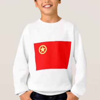 CHINESISCHER KOMMUNIST-FLAGGE SWEATSHIRT
