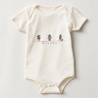 Chinesischer Name für Brooke 21085_4.pdf Baby Strampler