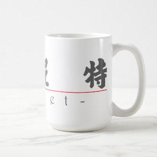Chinesischer Name für Janet 20167_4.pdf Kaffeetasse