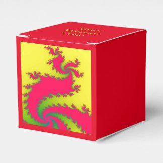 Chinesischer neues geschenkschachtel