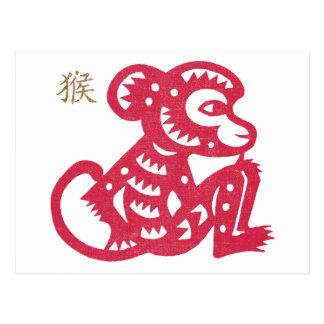 chinese zodiac postkarten. Black Bedroom Furniture Sets. Home Design Ideas