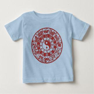 """Chinesischer Tierkreis "" Baby T-shirt"