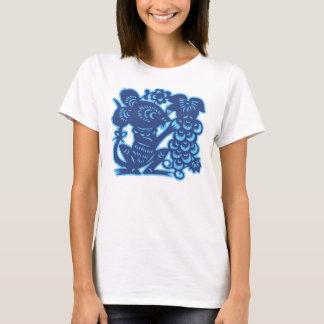 Chinesischer Tierkreis-T - Shirt-Entwurf - T-Shirt