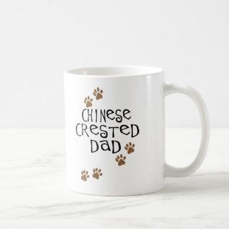 Chinesischer Vati mit Haube Kaffeetasse