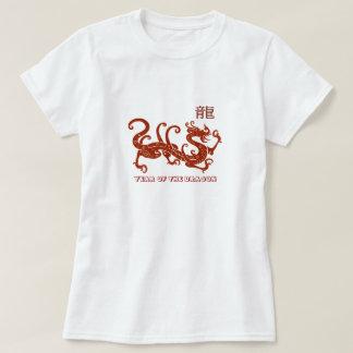 Chinesisches Jahr der Drache-T - Shirts