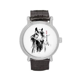 Chinesisches Jahr der Pferdegeschenk-Armbanduhren Uhren