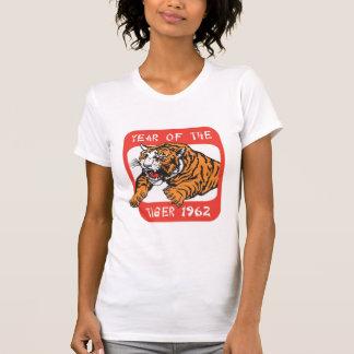 Chinesisches Jahr der T - Shirts des Tiger-1962