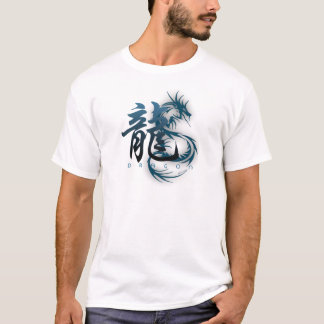 Chinesisches Jahr des Drache-Tierkreises T-Shirt