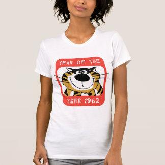 Chinesisches Jahr des Tiger-T - Shirt 1962